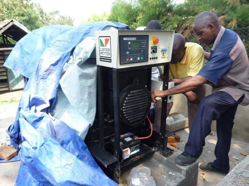 KARUDEC's new generator