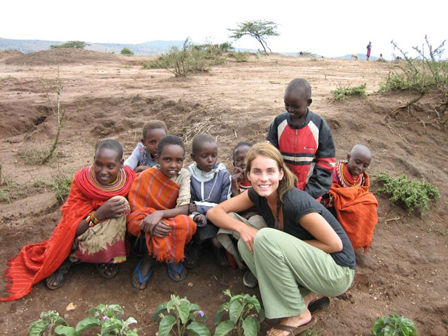 FSD Intern in Kenya