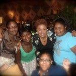 LIA Girls and Deborah Duncan