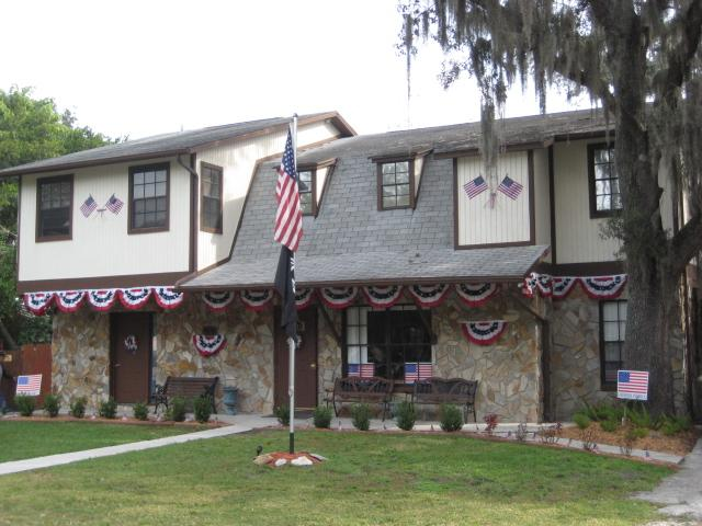 Liberty Manor for Veterans...a place we can call home!