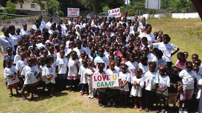LOVE U Camp 2014