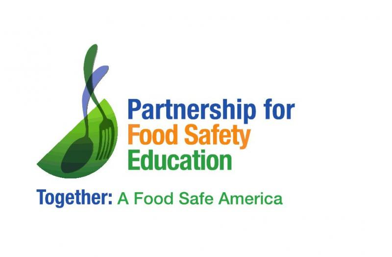 Partnership for Food Safety Education Logo