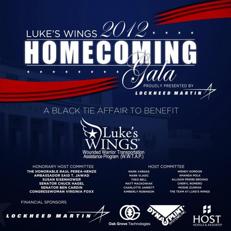 Homecoming Gala tickets are on sale now. Visit www.lukeswings.org for more information.