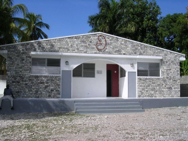 Our Birthing Home in Haiti