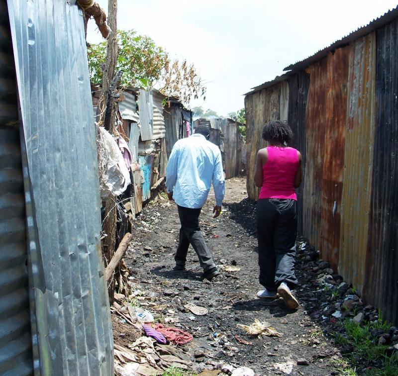 Mathare walk