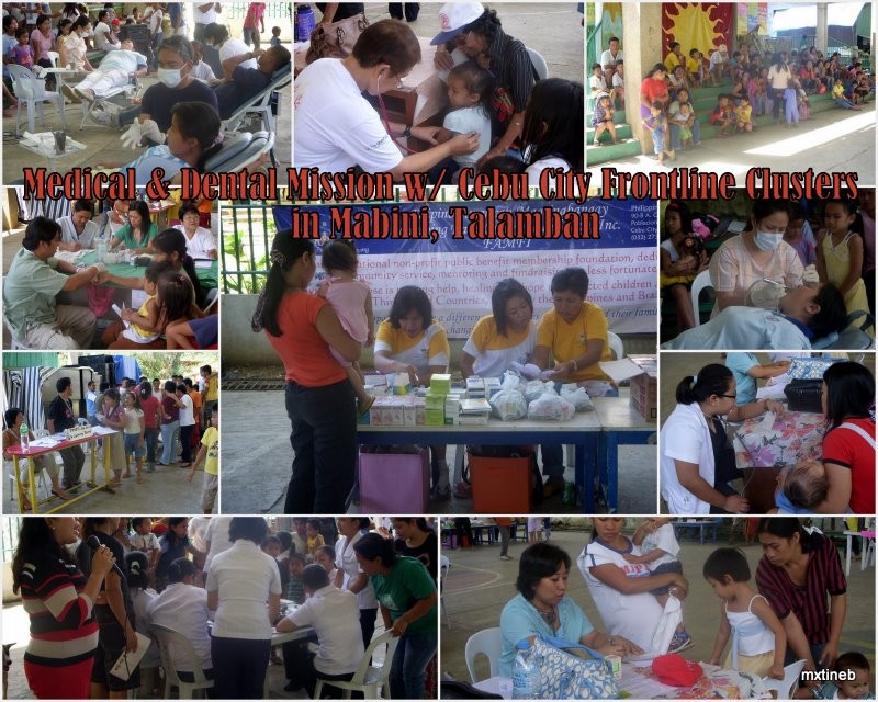 Medical & Dental Mission in Mabini
