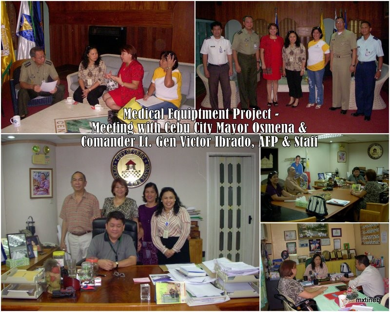 Meeting for WMR Medical Equip