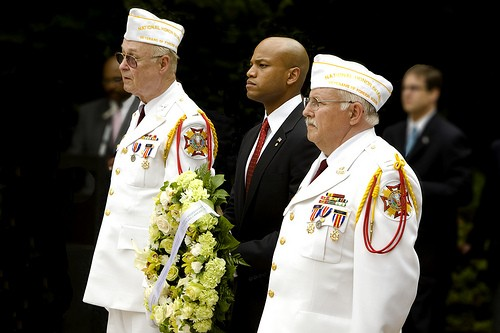 IAVA Board Member, and Iraq Veteran, Wes Moore on Memorial Day 2009