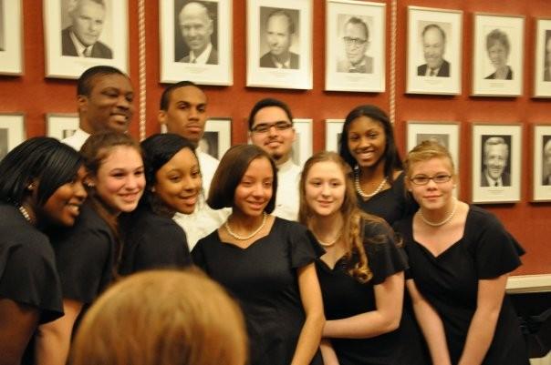 MET Singers Seniors 2010