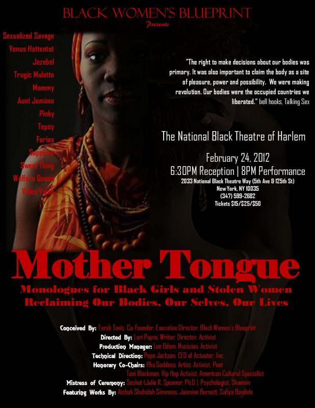 Raising Awareness Through Theater & Spoken Word