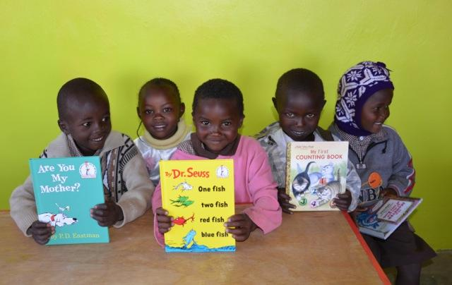Smiles at Mugaka Preschool, Kenya