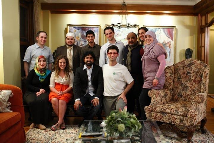 ACCESS Muslim-Jewish dinner, April 2009