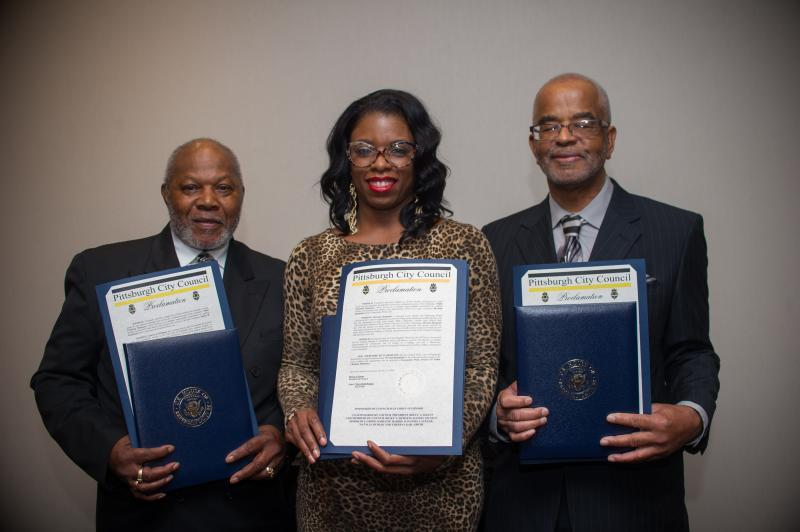 NCM Awards 2016 Community Service Honorees