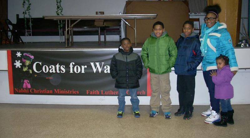 NCM Coats for Warmth Benefit Local Kids in Need