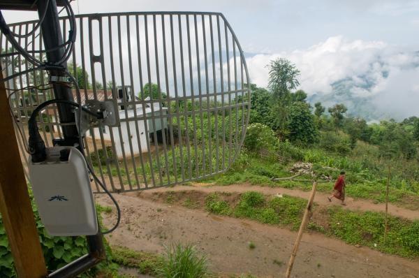 Long Distance WiFi in Nepal