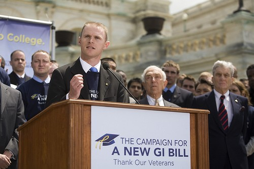New GI Bill Press Conference 2008