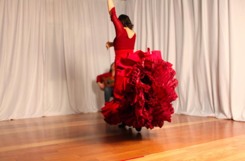 Niurca Marquez, Flamenco instructor