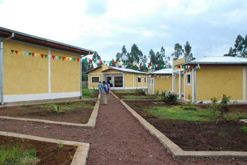 The opening ceremony of our Orphan Care Village in Injibara, Ethiopia