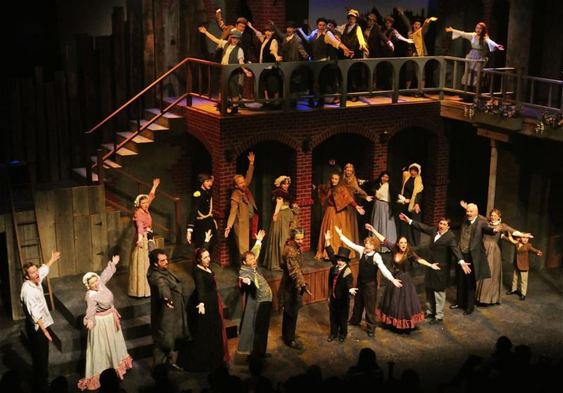 2011 Production of Oliver!