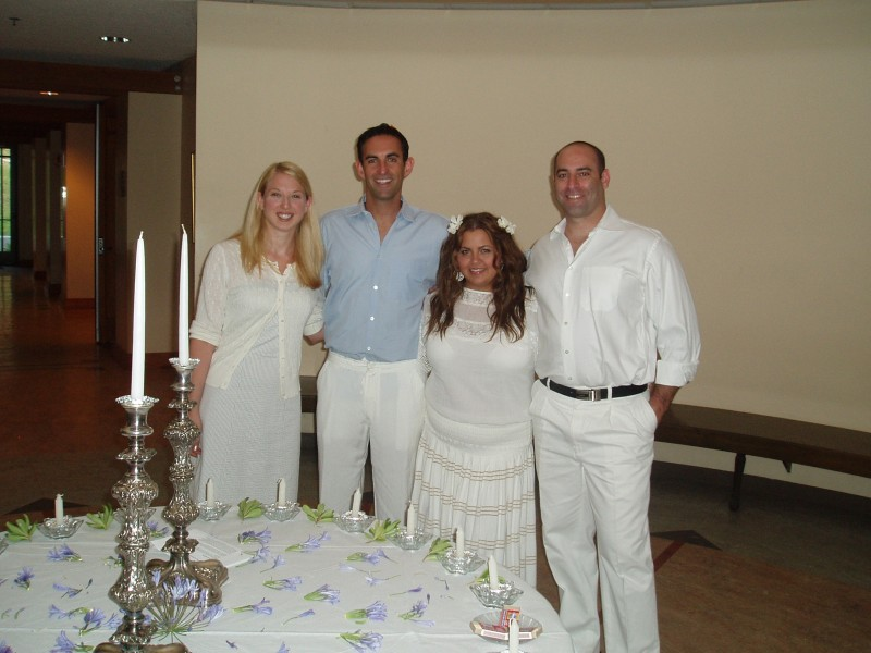 Shabbat with Friends
