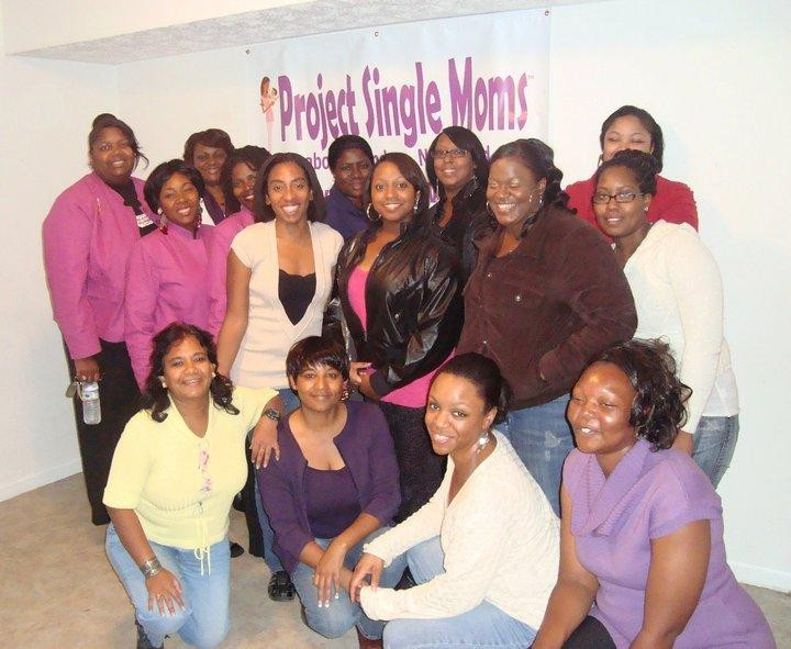 Project Single Moms Newport News VA