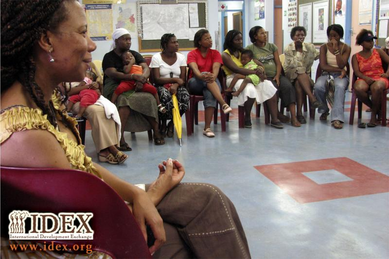 Positive Women's Network was created by and supports HIV-positive women in South Africa.