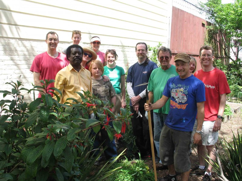 Page St Gardeners