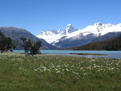 Patagonia's Pascua River, Chile