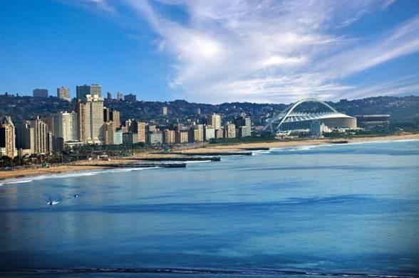 Durban, South Africa, site of 2015 21st Baptist World Congress