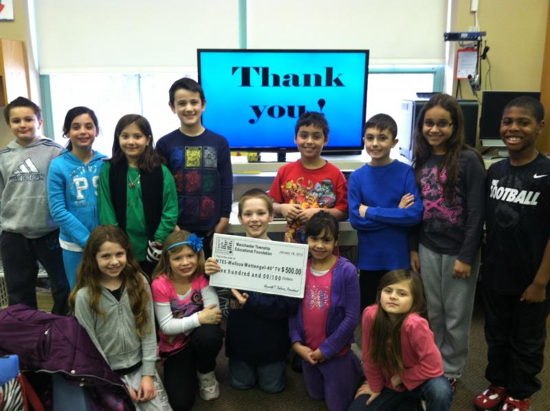 Your donations help bring 21st Century learning to our classrooms!