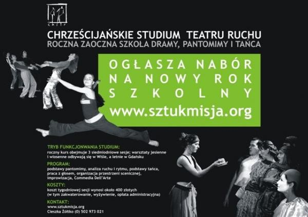 Polish Studio for Movement Theatre