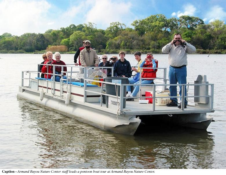 Pontoon Boat Tours