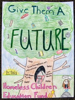 The 2010 Poster Winner from the Poster/Essay Contest conducted by HCEF & the Diocese of Pittsburgh.