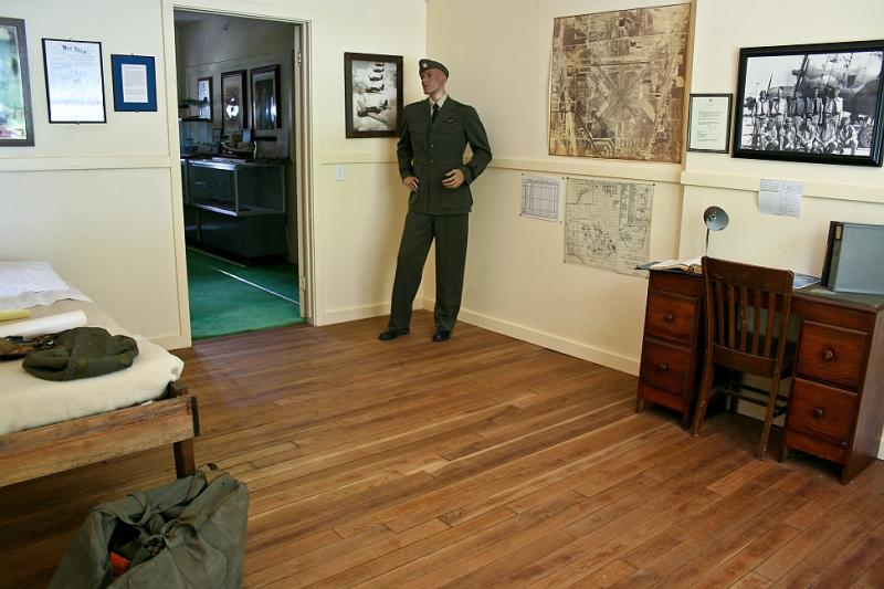 Recreation Barracks room