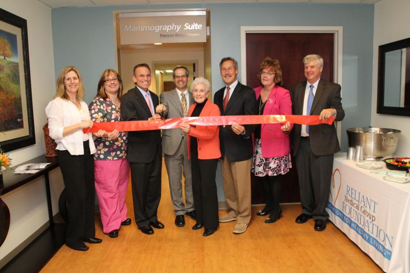 Reliant's newly renovated Mammography center