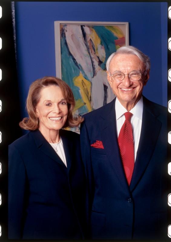 Founders - Rita and Morris Pynoos
