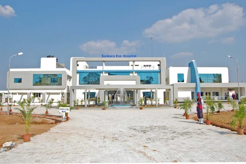 Sankara Eye Hospital, Anand