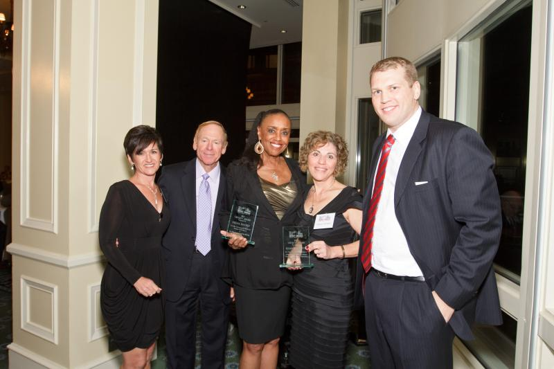 Legacy Award Winners at the 2012 Impact Awards