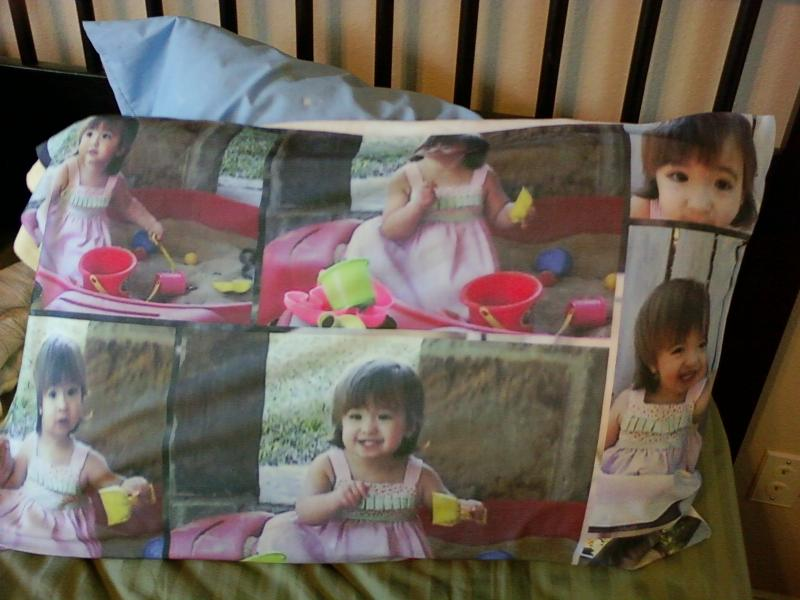 birth mother's pillow case
