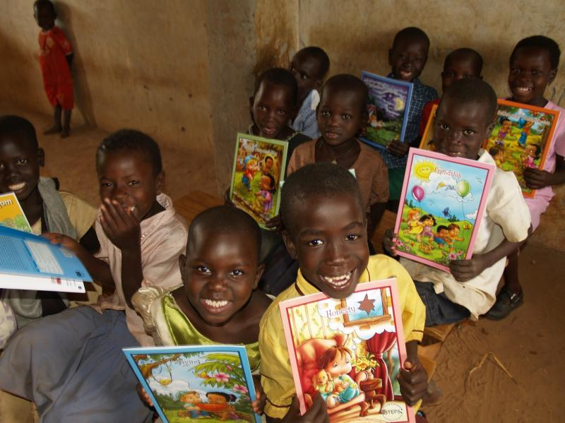 Hope and healing for the orphans and victims of Uganda's war http://tinyurl.com/bqntjhk