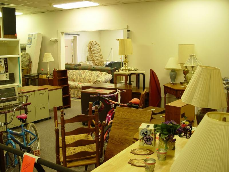 Lots of household furniture and goods