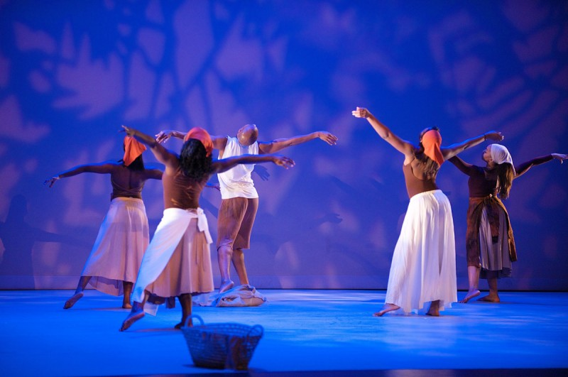 Moore Dance Project in 'Sacred Slave Stories'