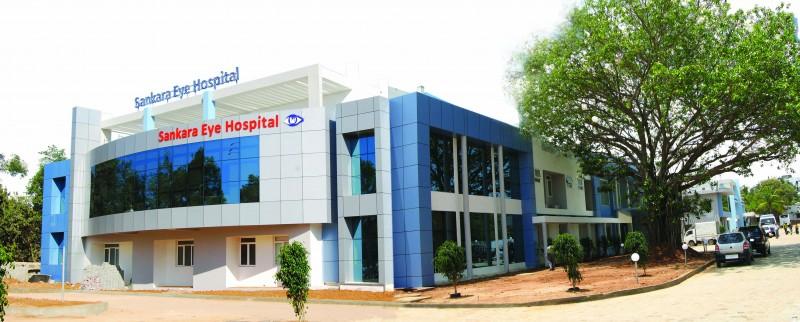 Sankara Eye Hospital Bangalore
