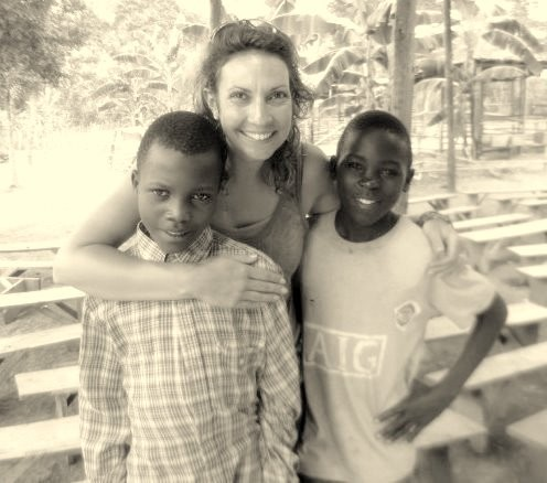GO volunteer Sarah Sowden visits projects in East Africa.