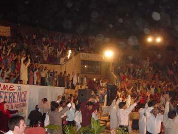 Lahore Pakistan Crusade