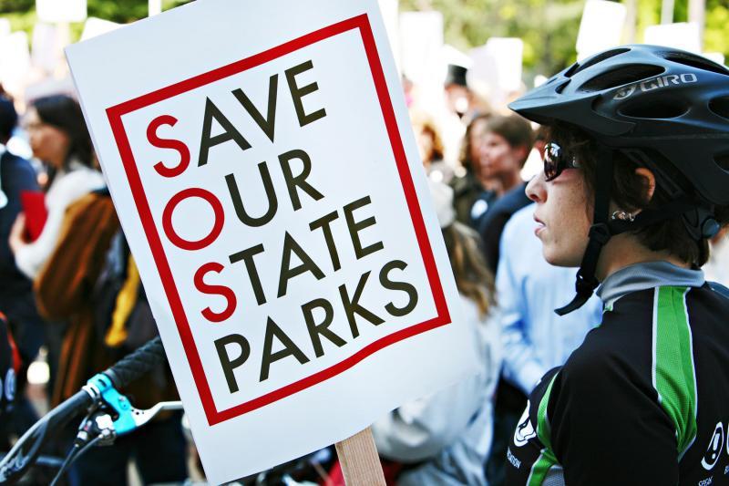 CSPF helps connect park advocates with their representatives in Sacramento