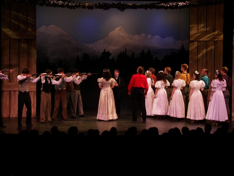 Seven Brides for Seven Brothers - 2009