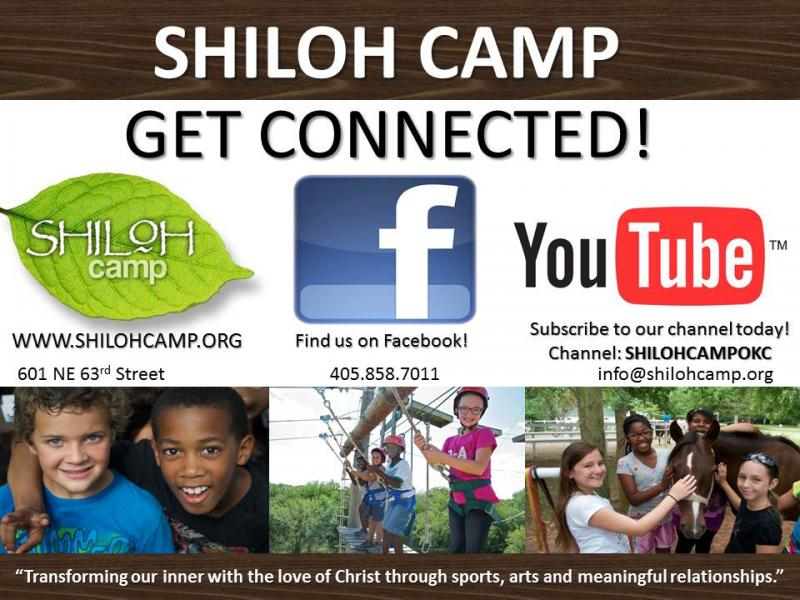 Get Connected to Shiloh