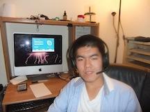 Steven Zhou, teen administrator