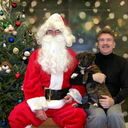 Photos with Santa Fundraiser